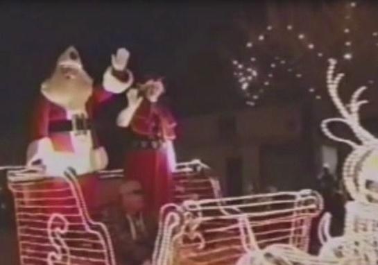 Santa From SANTA'S VILLAGE